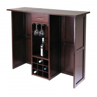 Newport Wine Bar Expandable Counter